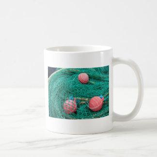 Fischernetz Classic White Coffee Mug