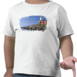 Fisgard Lighthouse in the Fort Rodd Hill T Shirts
