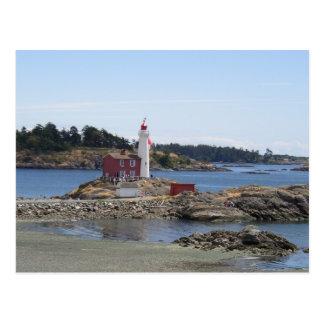 Fisgard Lighthouse Postcard