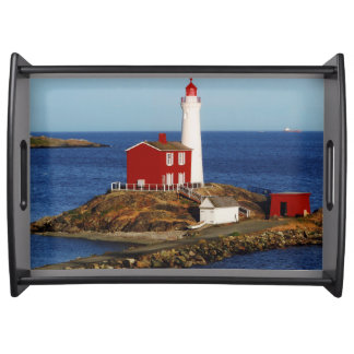 Fisgard Lighthouse Serving Tray