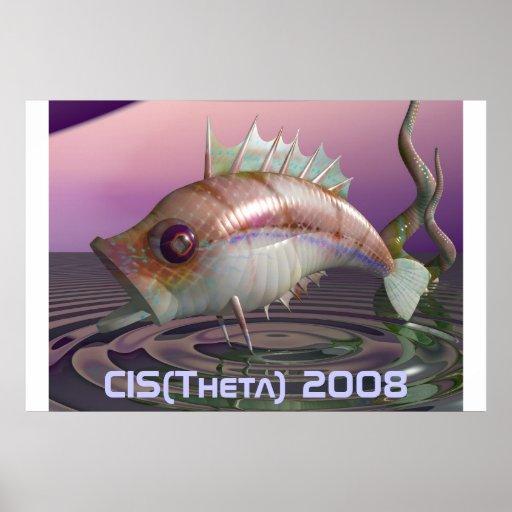 fish13, CIS(Theta) 2008 Posters