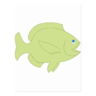 FISH3 POSTCARD