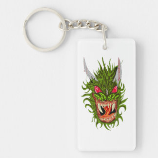 Fish74 Darg keying Keychain