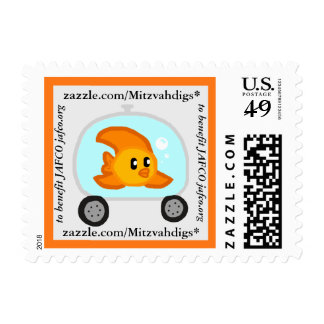 Fish 2.0 postage stamps