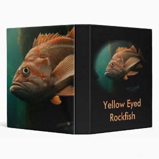 Fish 8965 vinyl binder