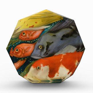 Fish Acrylic Award