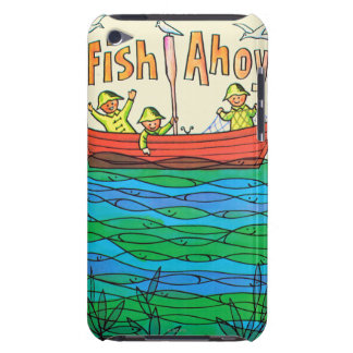 Fish Ahoy! iPod Touch Cover