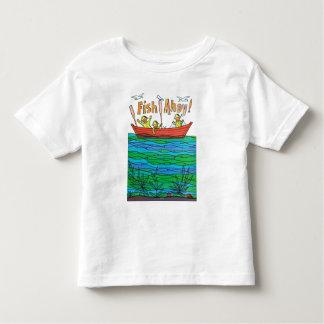 Fish Ahoy! Toddler T-shirt