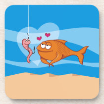 Fish and Bait in Love Coaster