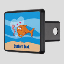 Fish and Bait in Love Hitch Cover