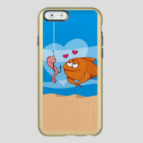 Fish and Bait in Love Incipio Feather Shine iPhone 6 Case