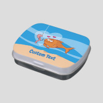 Fish and Bait in Love Jelly Belly Tin