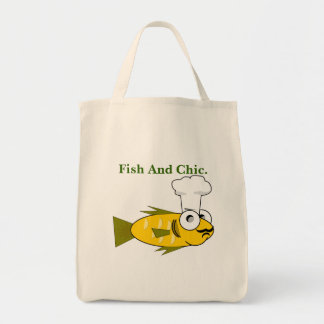 Fish And Chic. Bags