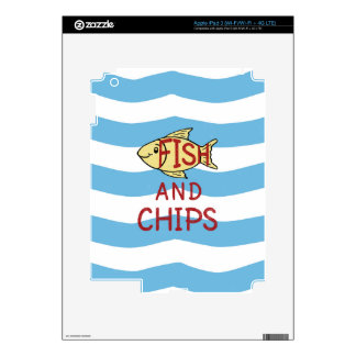 Fish and Chips 2 Skins For iPad 3