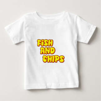 fish and chips baby T-Shirt