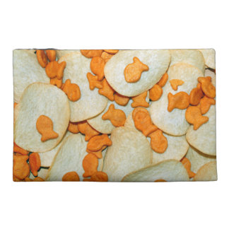 Fish And Chips Travel Accessory Bag