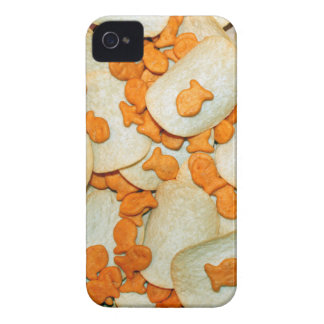 Fish And Chips iPhone 4 Case-Mate Cases