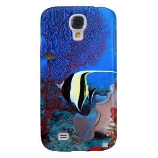 Fish and Coral iPhone 3 case