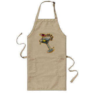 Fish and Tonic Long Apron