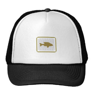 FISH Animal Insect Elephant Snail  Nature NVN714 Mesh Hat