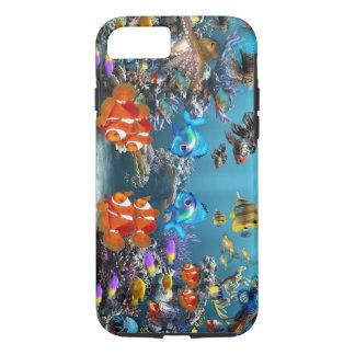 Fish Aquarium iPhone 8/7 Case