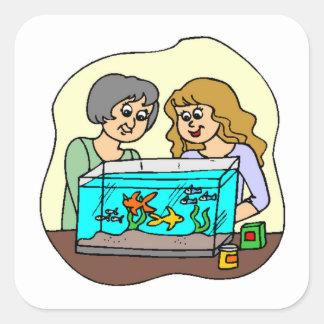 Fish Aquarium Stickers