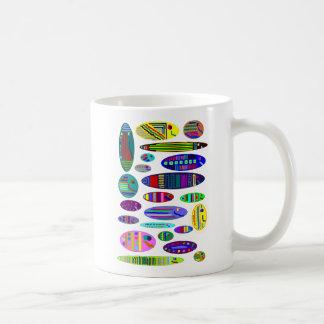 Fish Aquarium Style Coffee Mug
