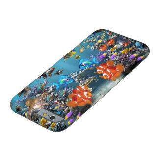 Fish Aquarium Tough iPhone 6 Case
