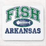 Fish Arkansas Mouse Pad