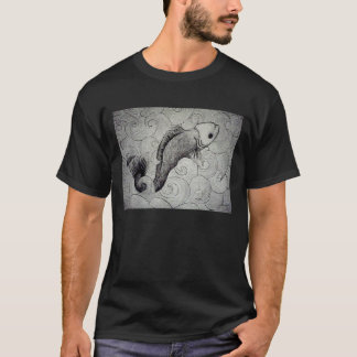 Fish Art By Mandi Bleyl T-Shirt