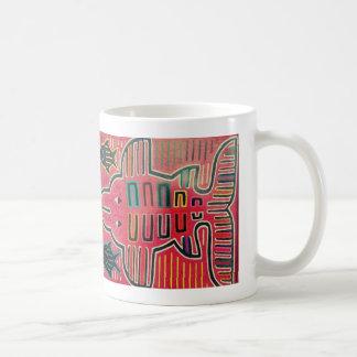FISH art Inca reproduction Coffee Mug