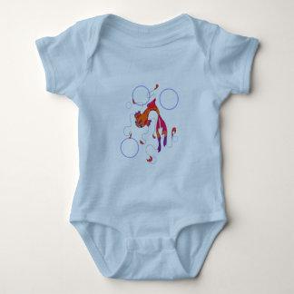 Fish Baby Bodysuit