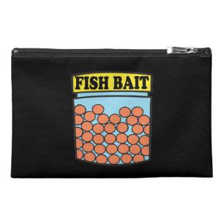 Fish Bait Travel Accessory Bag