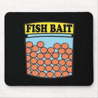 Fish Bait Mouse Pad