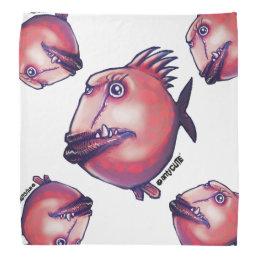 fish bandana