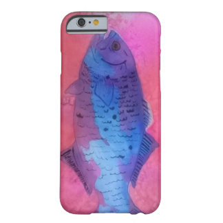 Fish Barely There iPhone 6 Case