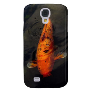 Fish - Big fish little pond Samsung Galaxy S4 Covers