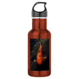 Fish - Big fish little pond Water Bottle