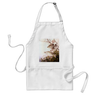 Fish / Black Crappie and White Crappie Adult Apron