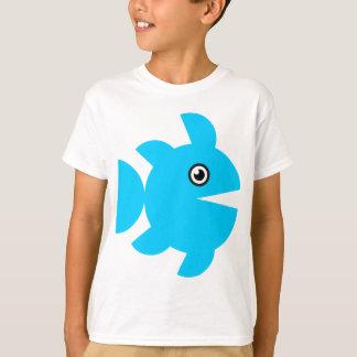 Fish - Blue T-Shirt