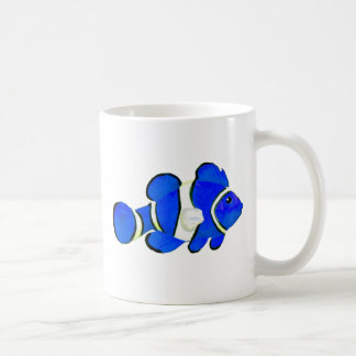 Fish Blue Vero Beach 2010 The MUSEUM Zazzle Gifts Coffee Mug