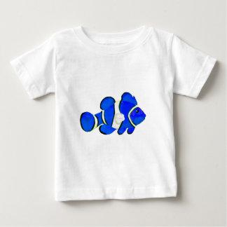 Fish Blue Vero Beach 2010 The MUSEUM Zazzle Gifts Infant T-shirt