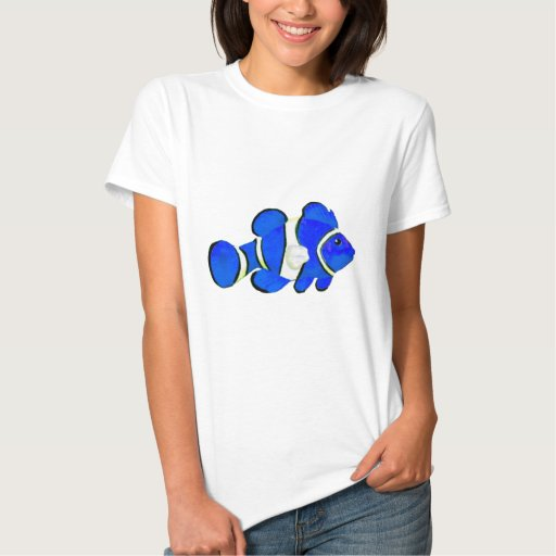Fish Blue Vero Beach 2010 The MUSEUM Zazzle Gifts Tees