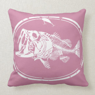 Fish shape pillows decorative throw pillows zazzle for Fish shaped pillow