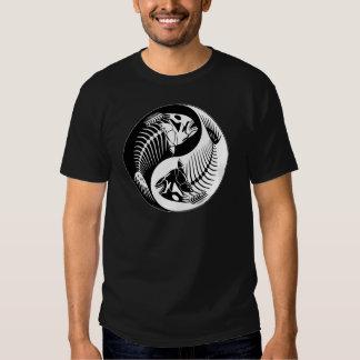 Fish Bone Yang Shirt