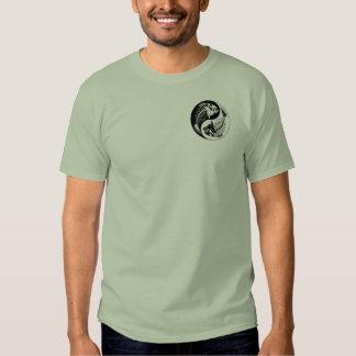 Fish Bone Yang Tee Shirt