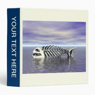 Fish Bones Binder