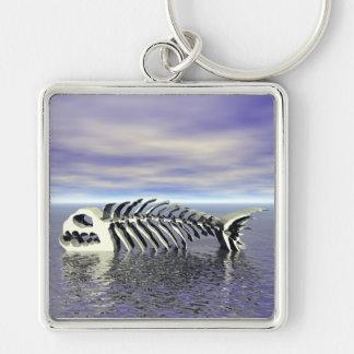Fish Bones Key Chains