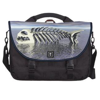 Fish Bones Laptop Bag