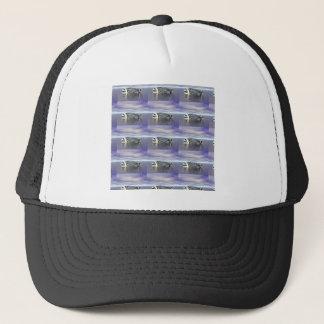 Fish Bones Trucker Hat